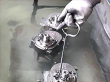 科立恩丨万向集团公司汽车零部件工业清洗剂采购案例